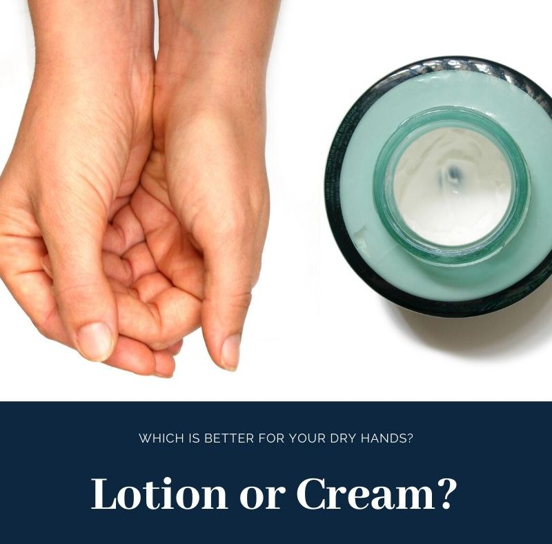 Hands dry from washing so much?  Have you tried hand cream?